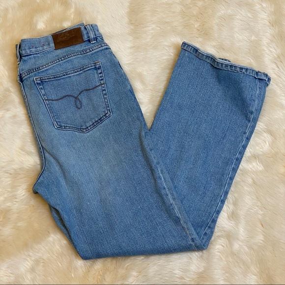 Ralph Lauren Lauren jean co. Size 10 jeans